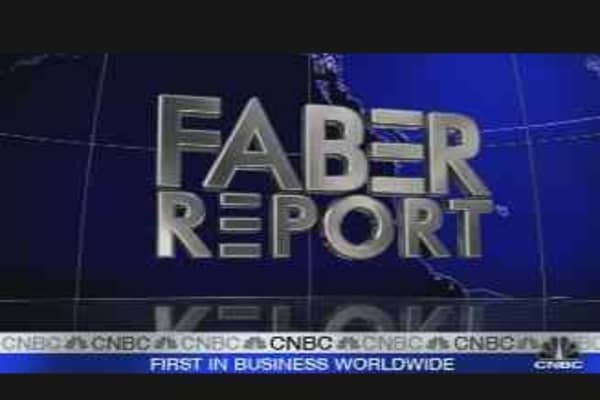 Faber Report: M&A Headlines