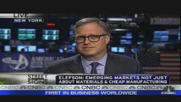 Excelsior Emerging Markets Fund