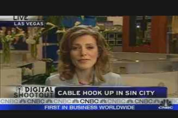 Cable Hook Up in Sin City