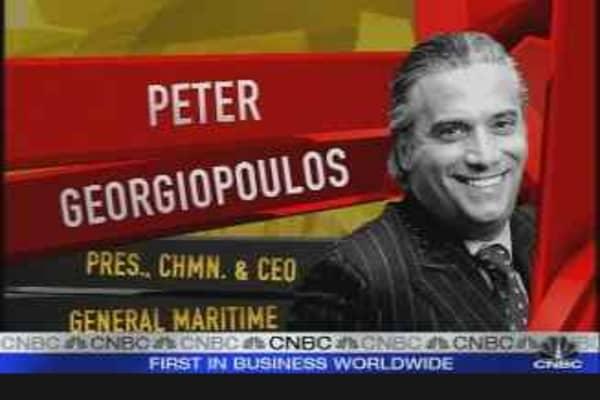 General Maritime CEO