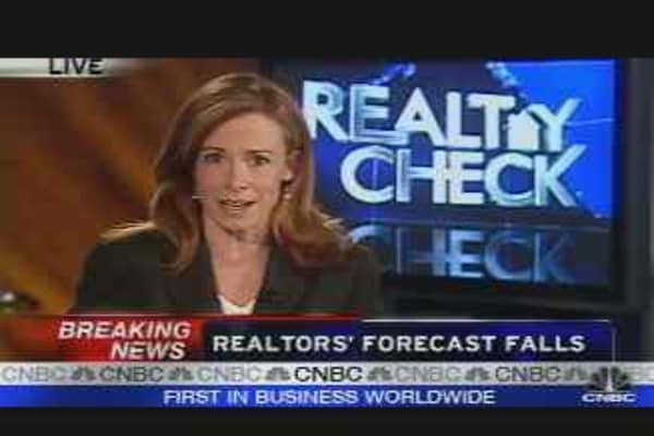 Realty Check: Housing Forecast