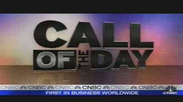 Call of the Day: LVS