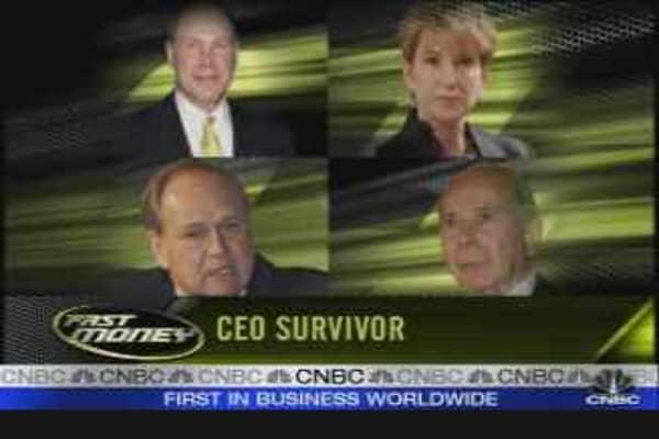 Trading CEOs
