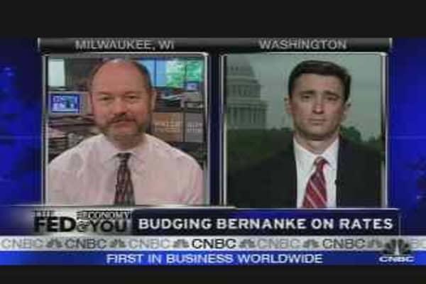 Fed Budge on Rates
