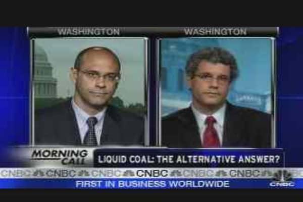 Liquid Coal: The Alternative Answer?
