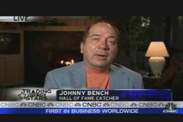Trading With Johnny Bench