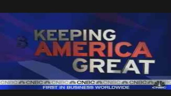 Keeping America Great: Hedge Funds