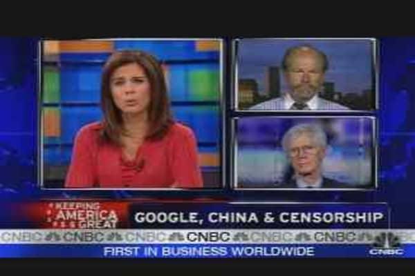 Google & Censorship
