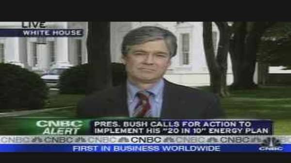 Parsing Bush's Plan