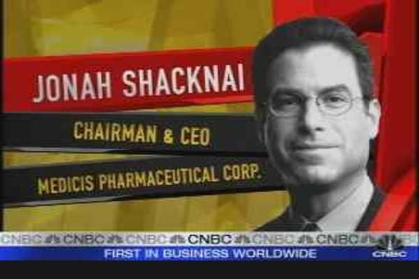 Medicis CEO