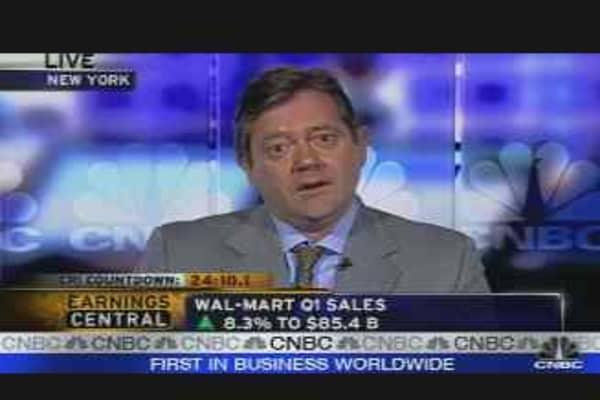 Wal-Mart Reports