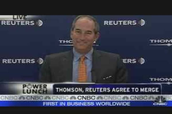 Reuters CEO