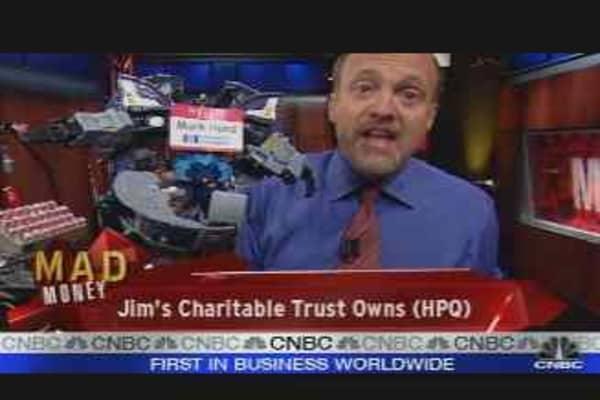 CEO Series: Hewlett Packard