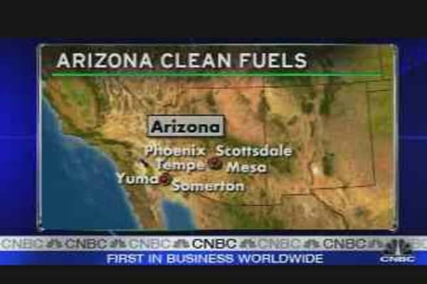 Arizona Clean Fuels