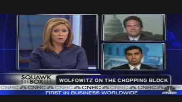 Wolfowitz Railroaded?