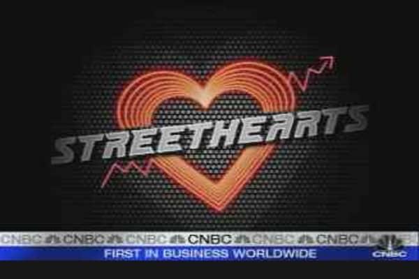 Streetheart: Hain Celestial