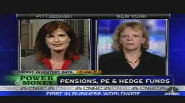 Pensions & Hedge Funds