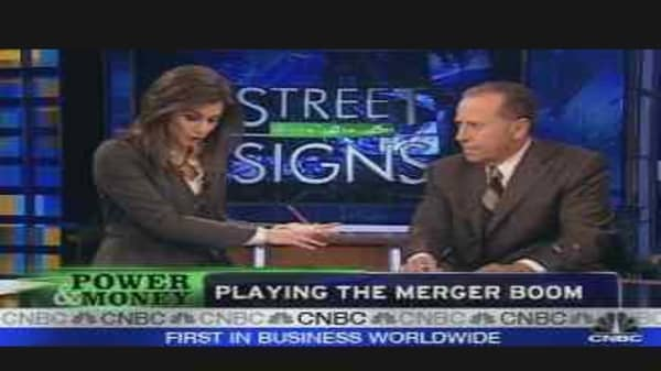 The Merger Boom