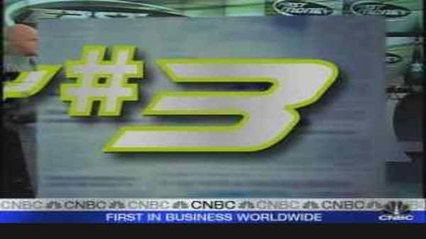 The Top Three #3