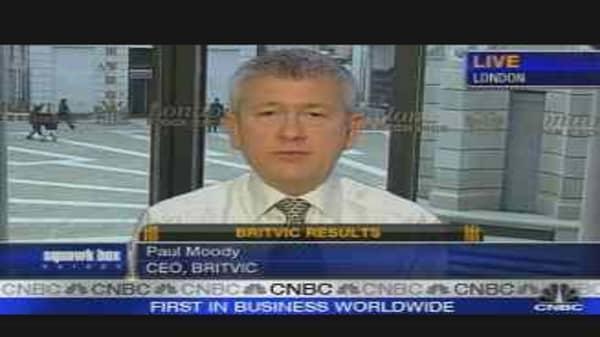 Britvic CEO on Earnings