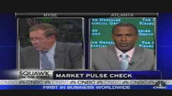 Market Pulse Check