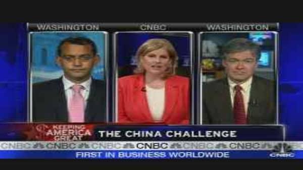 China & the U.S.