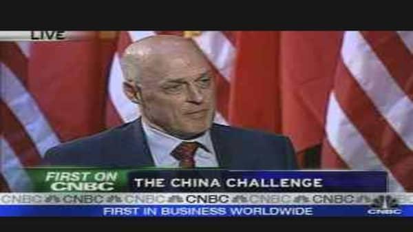 The China Challenge, Pt. 2
