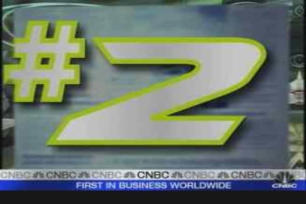 The Top Three #2
