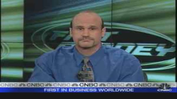Pete Najarian Joins Fast Money