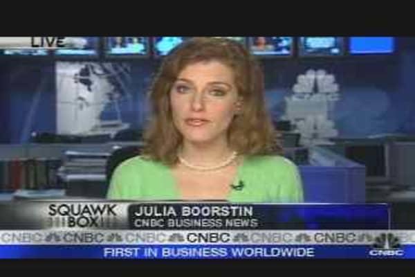 Murdoch's Dow Jones Bid