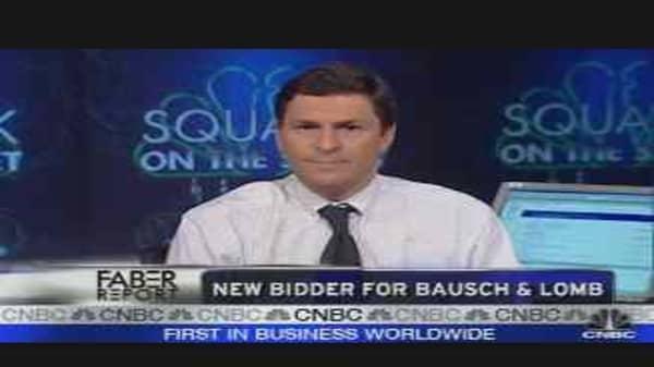 New Bausch & Lomb Bidder