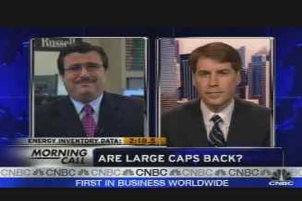 Are Big Caps Back?