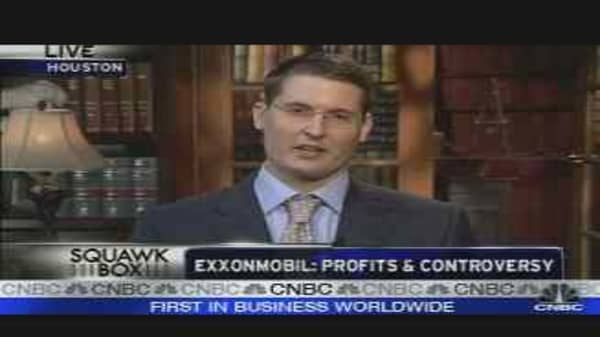 ExxonMobil Shareholder Meeting