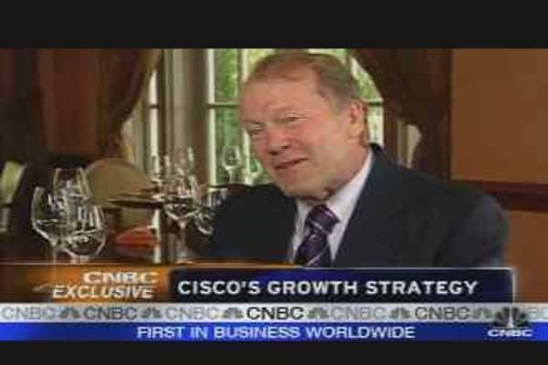 Cisco' John Chambers
