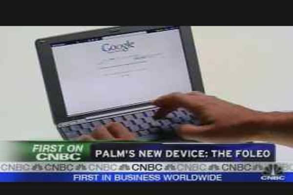 Palm CEO