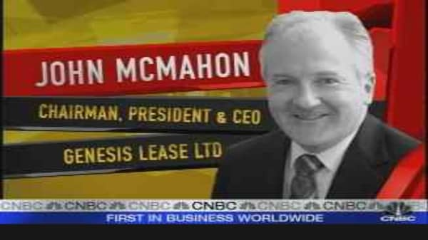 Genesis Lease CEO Speaks