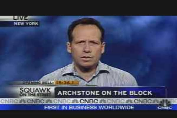 Archstone on the Block