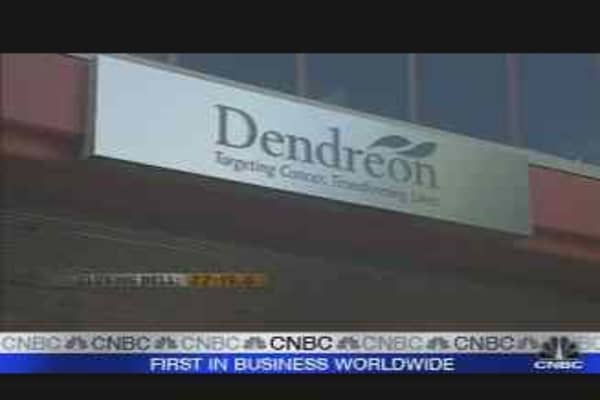 Dendreon Up