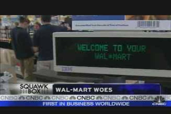 Wal-Mart's Political Divide