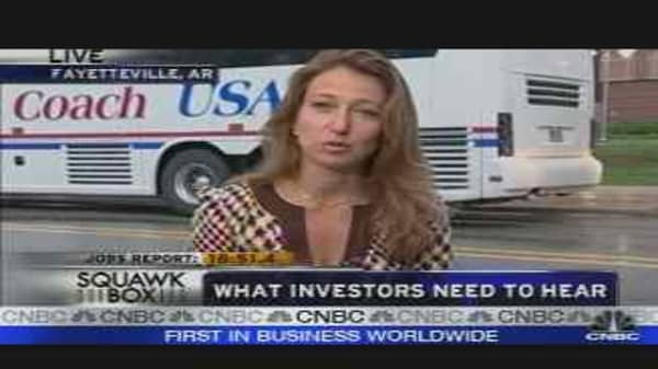 What Investors Need to Hear