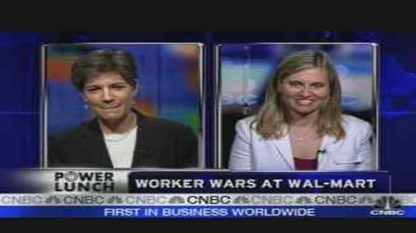 Worker Wars at Wal-Mart