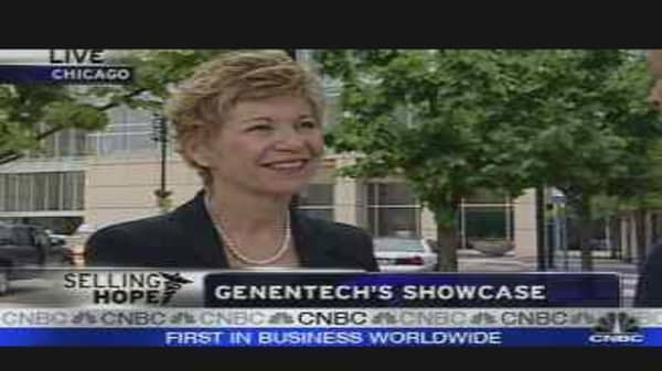 Genentech's Positive Results