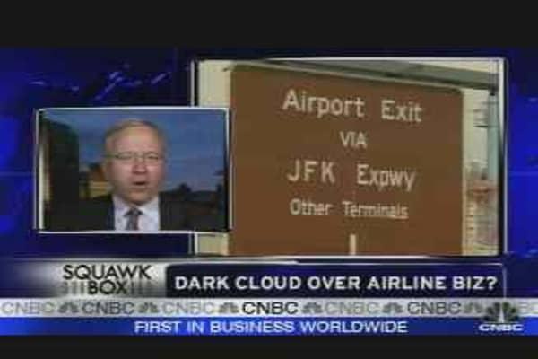 Dark Cloud Over Airlines?