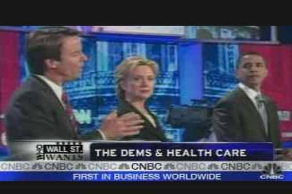 Dems & Healthcare