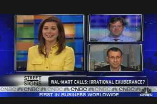 Wal-Mart: Everybody's Buying?