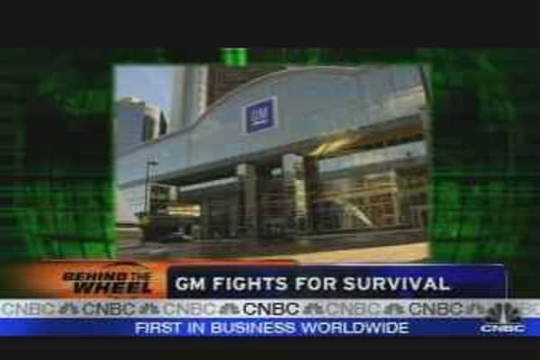 GM Fights For Survival