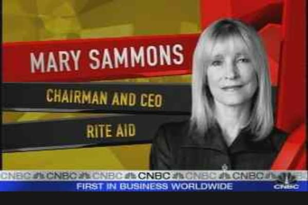 Rite Aid CEO Speaks