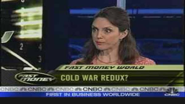 Fast Money World: Russia