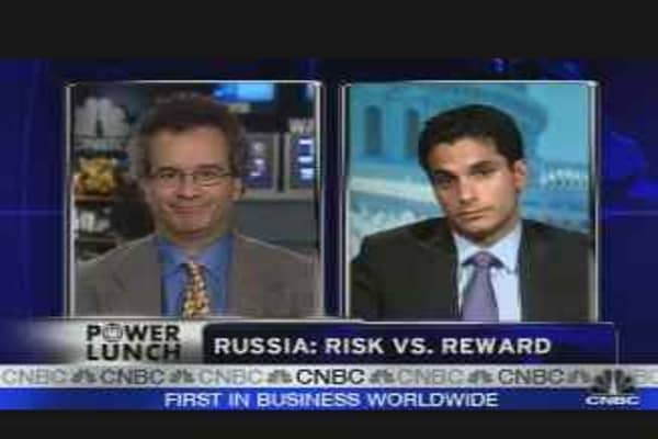 Russia: Risk vs. Reward