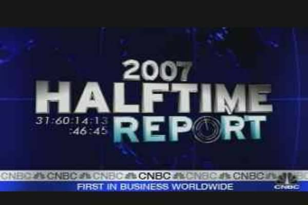 Half-Time Report: Private Equity